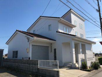 徳島県 川内町 施工後 正面 別角度