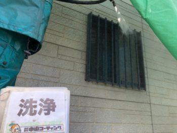徳島 藍住 高圧洗浄 窓 建具