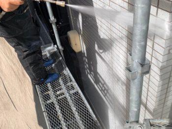徳島県 北沖洲 洗浄 外壁 サイディング