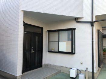 徳島県 北沖洲 施工後 玄関