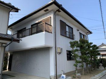 【屋根も外壁もガイナ塗装】徳島市国府町 施工例K様