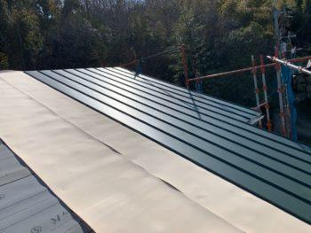徳島県 名東町 屋根 板金工事 ガルバリウム鋼板