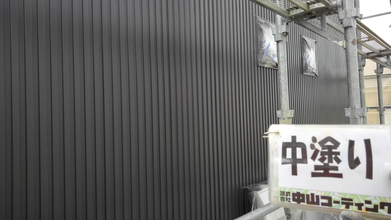 徳島県 新浜本町 外壁塗装 板金