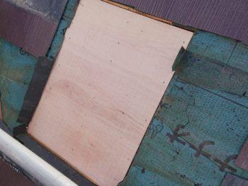 徳島県 板野町 大工工事 野地板