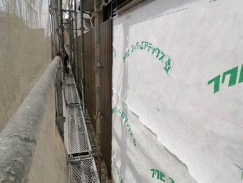 徳島県 北島町 板金工事 ガルバリウム鋼板