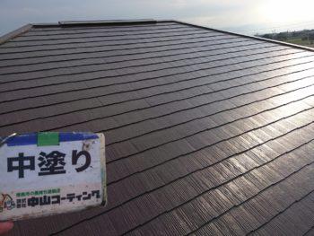 徳島県 上板町 屋根 塗装後