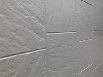 徳島県 中林町 施工後 外壁 アップ