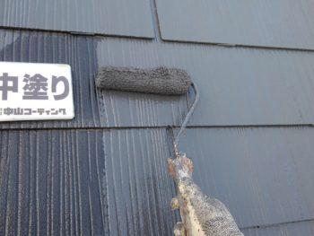 徳島県 新浜本町 屋根塗装