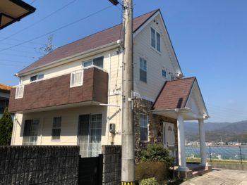 徳島県 板野町 施工後 正面 全体