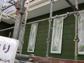 徳島県 大麻町 外壁 塗装