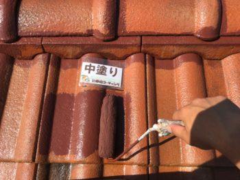 徳島県 松茂町 屋根 塗装