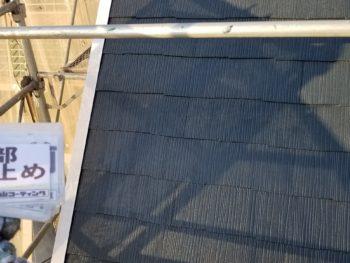 徳島県 大麻町 屋根塗装 鉄部 錆止め