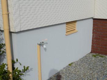 徳島県 阿南市 施工後 立ち上り