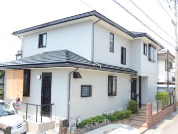 【大和ハウスの塗装工事 施工例】徳島県板野郡松茂町S様