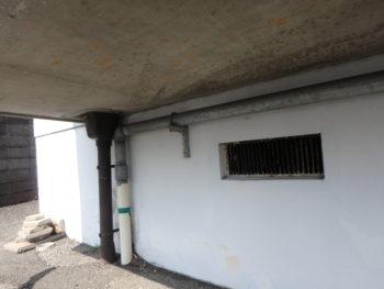 徳島県 南昭和町 施工前 マンション 汚れ