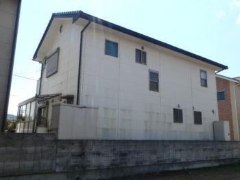 徳島県 小松島市 施工前 裏面 全体