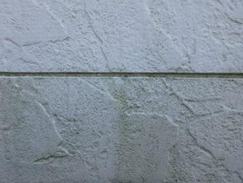 徳島県 小松島市 施工前 外壁 アップ