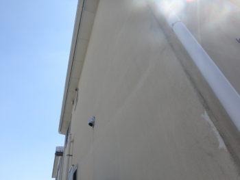 徳島県 松茂町 施工前 外壁 劣化