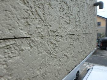徳島県 丈六町 施工前 外壁 劣化