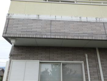 徳島県 上板町 施工前 付帯部 軒天井