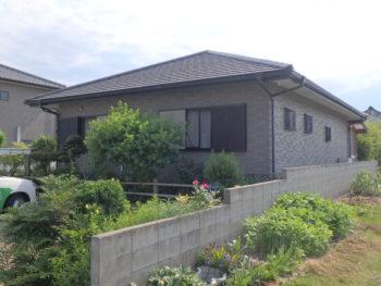 徳島県 石井町 施工前 側面