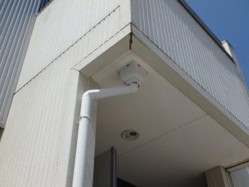 徳島県 新浜本町 施工前 軒天井