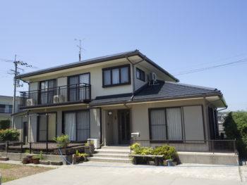 徳島県阿南市 外壁塗装 屋根塗替え 施工例A様
