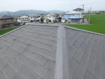 徳島県 藍住町 施工前 屋根 劣化