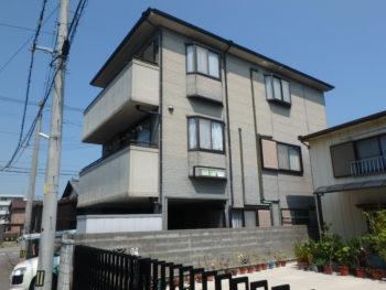 徳島県 末広町 施工前 側面 全体