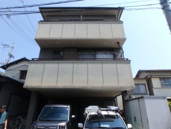 徳島県 末広町 施工前 正面
