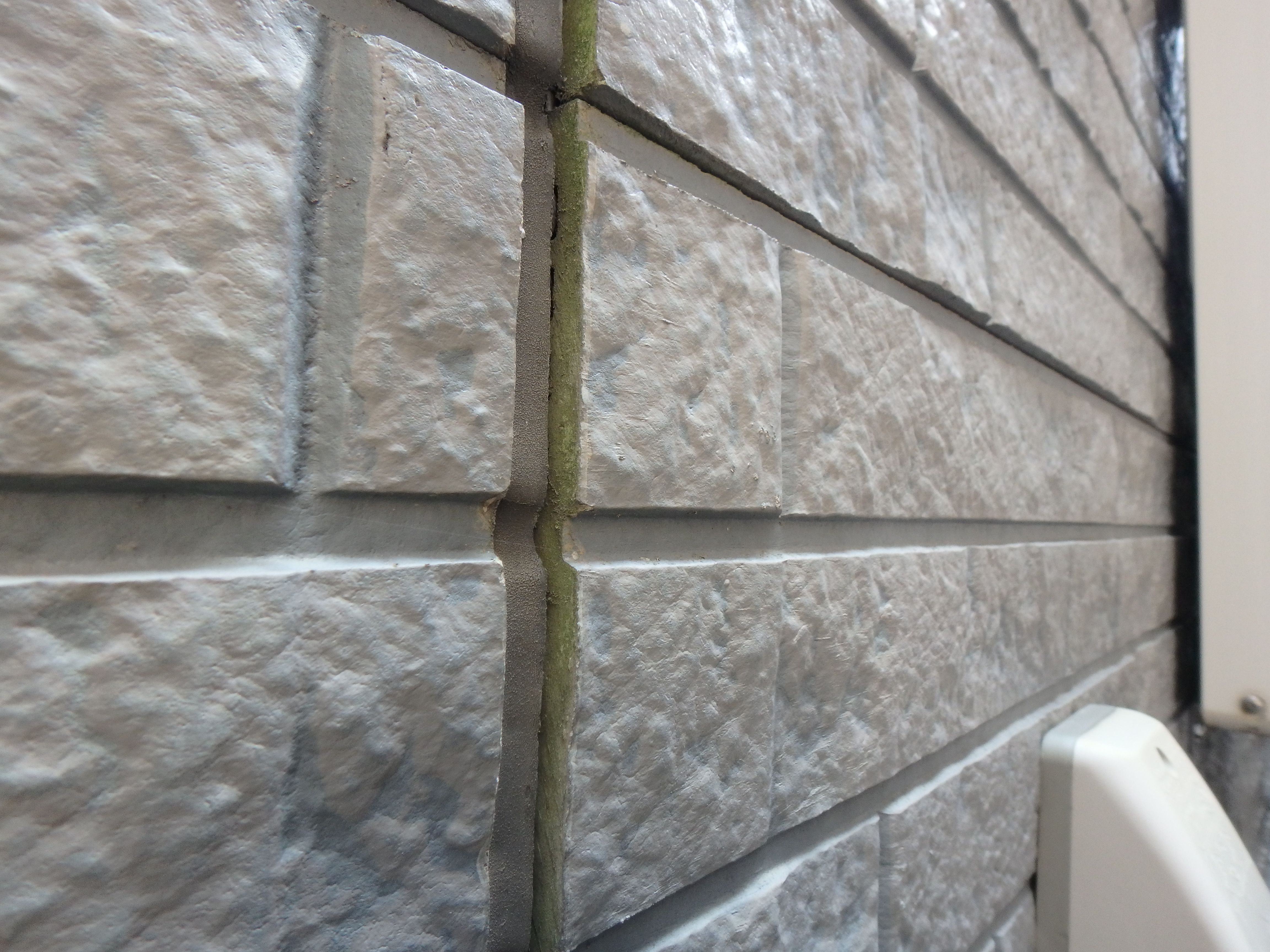 徳島県 末広町 施工前 外壁 チョーキング