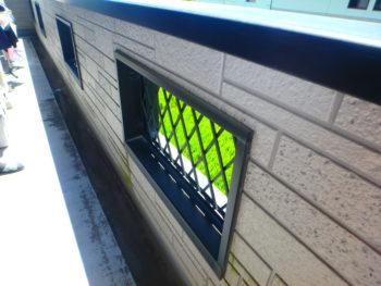 徳島 藍住 施工前 手すり壁