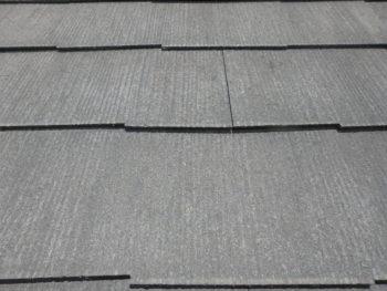 徳島県 板野町 施工前 屋根 アップ