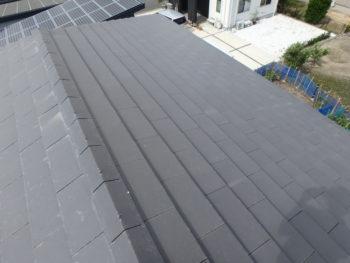 徳島県 中林町 施工前 屋根 劣化