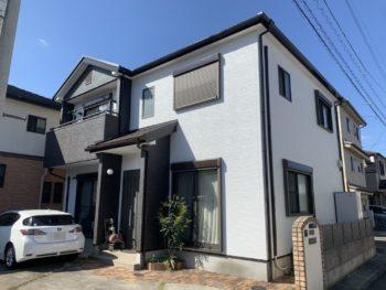 【カラーベスト屋根のカバー工法】徳島市鮎喰町S様 施工例