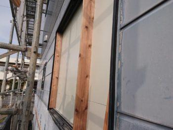 徳島県 阿南市 長生町 大工工事 外壁 カバー