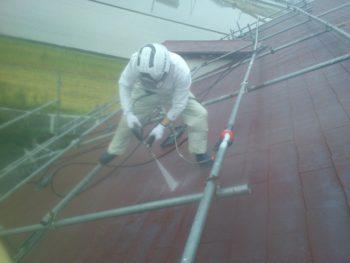 徳島県 阿南市 教会 洗浄 屋根