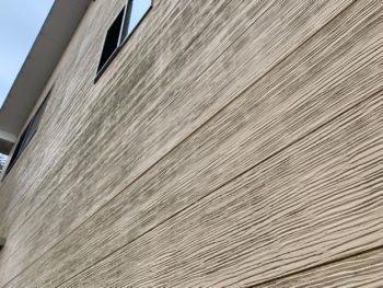 徳島県 名東町 施工前 外壁 汚れ