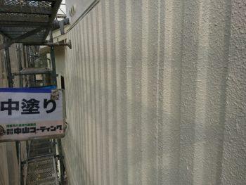 徳島 城南 外壁 塗装後 外観