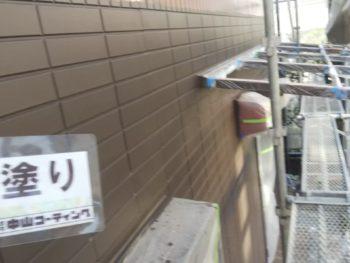 徳島県 南沖洲町 外壁 塗装後 1階
