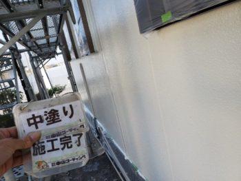 徳島県 藍住町 外壁 塗装後
