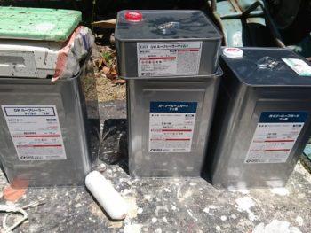 徳島県 中林町 使用材料 屋根 ルーフガードフッ素