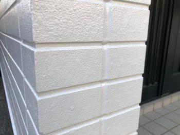 徳島県 北沖洲 施工後 外壁 サイディング