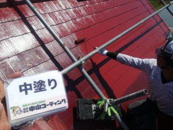 徳島県 阿南市 教会 屋根 塗装