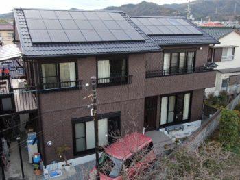 徳島市八万町【積水ハウスの外壁塗装】施工例H様