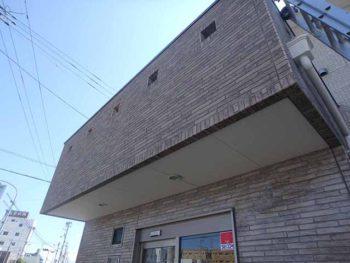 徳島県 城東町 病院 施工前 手すり壁