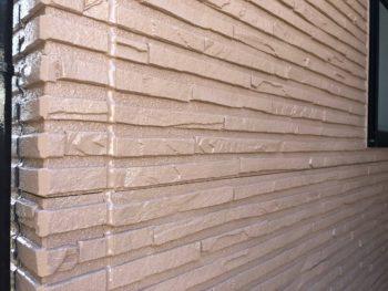 徳島県 八万 施工後 外壁 スーパセランフレックス