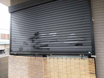 徳島県 徳島市 安宅 施工前 シャッターボックス