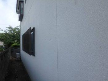 徳島県 川内町 施工前 外壁 汚れ
