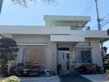 徳島市で外壁塗装 防水の口コミ・評判を頂きました。